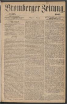 Bromberger Zeitung, 1863, nr 284