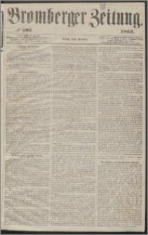 Bromberger Zeitung, 1863, nr 290