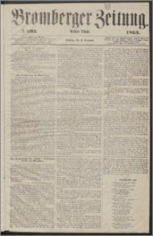 Bromberger Zeitung, 1863, nr 292