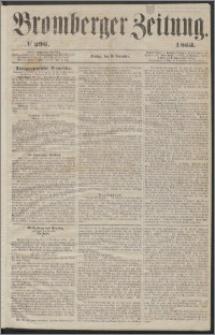 Bromberger Zeitung, 1863, nr 296