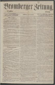 Bromberger Zeitung, 1863, nr 297