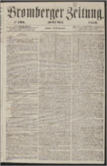 Bromberger Zeitung, 1863, nr 298
