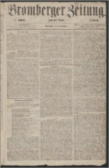 Bromberger Zeitung, 1863, nr 306