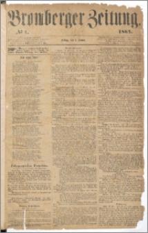Bromberger Zeitung, 1864, nr 1