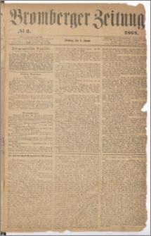 Bromberger Zeitung, 1864, nr 2