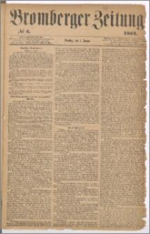 Bromberger Zeitung, 1864, nr 3
