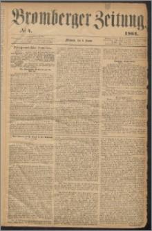 Bromberger Zeitung, 1864, nr 4