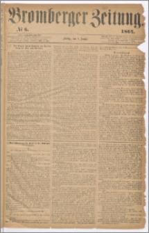Bromberger Zeitung, 1864, nr 6