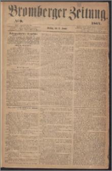 Bromberger Zeitung, 1864, nr 9