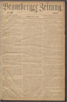 Bromberger Zeitung, 1864, nr 10
