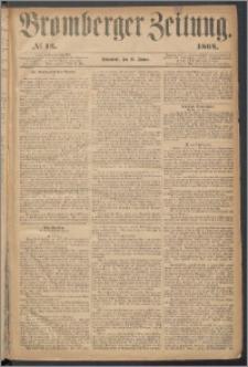 Bromberger Zeitung, 1864, nr 13