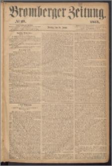 Bromberger Zeitung, 1864, nr 21