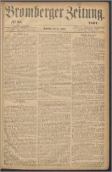 Bromberger Zeitung, 1864, nr 23