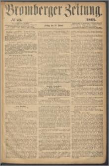 Bromberger Zeitung, 1864, nr 24