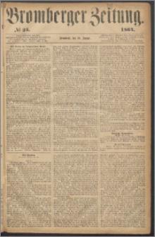 Bromberger Zeitung, 1864, nr 25