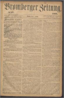 Bromberger Zeitung, 1864, nr 27