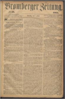 Bromberger Zeitung, 1864, nr 29