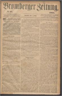 Bromberger Zeitung, 1864, nr 31