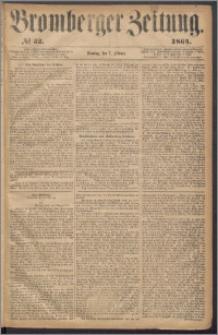 Bromberger Zeitung, 1864, nr 32