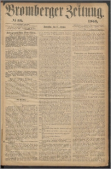 Bromberger Zeitung, 1864, nr 35