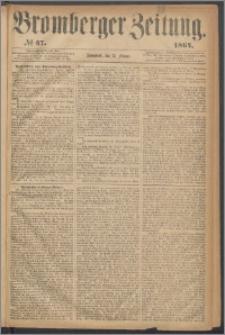 Bromberger Zeitung, 1864, nr 37