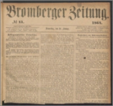 Bromberger Zeitung, 1864, nr 41