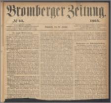 Bromberger Zeitung, 1864, nr 43