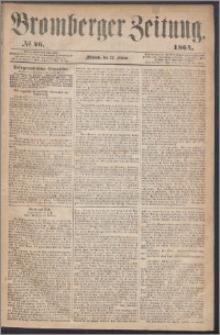 Bromberger Zeitung, 1864, nr 46