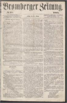 Bromberger Zeitung, 1864, nr 48