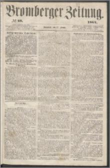 Bromberger Zeitung, 1864, nr 49