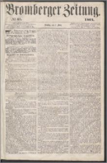 Bromberger Zeitung, 1864, nr 51