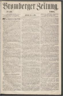 Bromberger Zeitung, 1864, nr 52