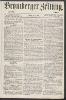 Bromberger Zeitung, 1864, nr 56