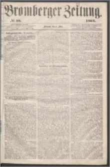 Bromberger Zeitung, 1864, nr 58