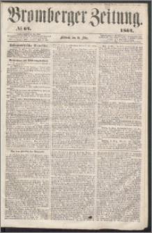 Bromberger Zeitung, 1864, nr 64