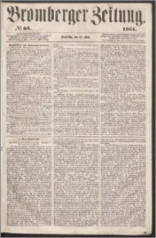 Bromberger Zeitung, 1864, nr 65
