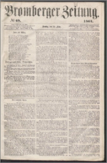 Bromberger Zeitung, 1864, nr 69