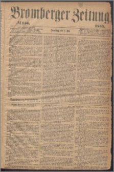 Bromberger Zeitung, 1864, nr 156