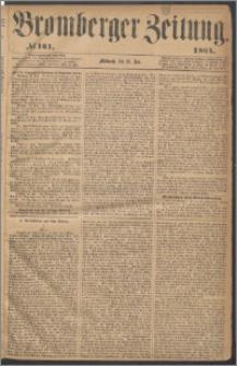 Bromberger Zeitung, 1864, nr 161