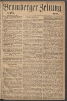 Bromberger Zeitung, 1864, nr 170
