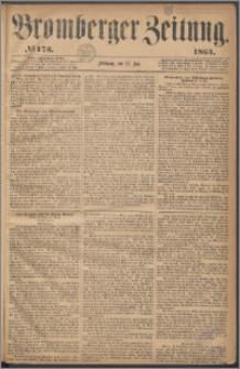Bromberger Zeitung, 1864, nr 173