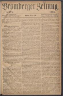 Bromberger Zeitung, 1864, nr 174