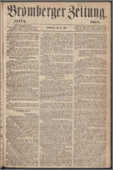 Bromberger Zeitung, 1864, nr 176