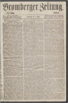Bromberger Zeitung, 1864, nr 180