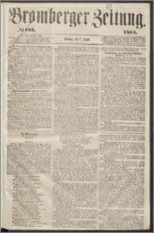 Bromberger Zeitung, 1864, nr 183
