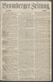 Bromberger Zeitung, 1864, nr 188