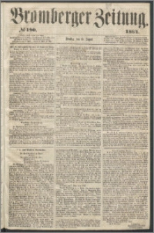 Bromberger Zeitung, 1864, nr 190