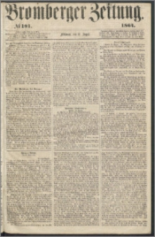 Bromberger Zeitung, 1864, nr 191