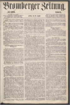 Bromberger Zeitung, 1864, nr 193