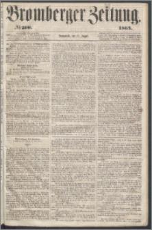 Bromberger Zeitung, 1864, nr 200
